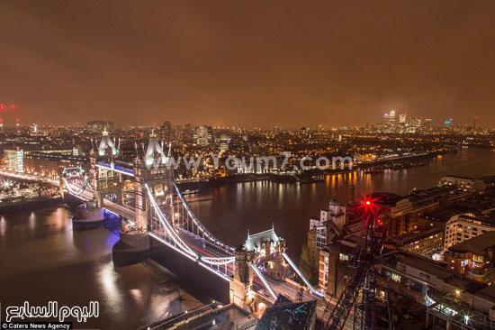 صورة لجسر البرج المعلق  -اليوم السابع -10 -2015