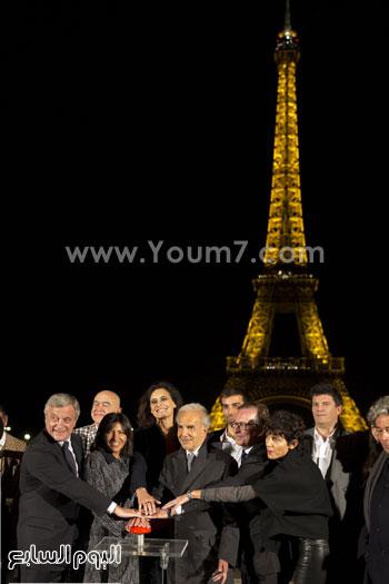 صورة تضم ملوك الموضة ورؤساء أكبر شركات الموضة العالمية -اليوم السابع -10 -2015