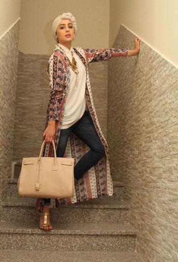 الكيمونو ملابس محجبات -اليوم السابع -10 -2015
