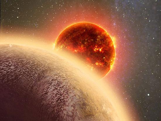 العلماء يعثرون على كوكب يشبه الأرض خارج المجموعة الشمسية