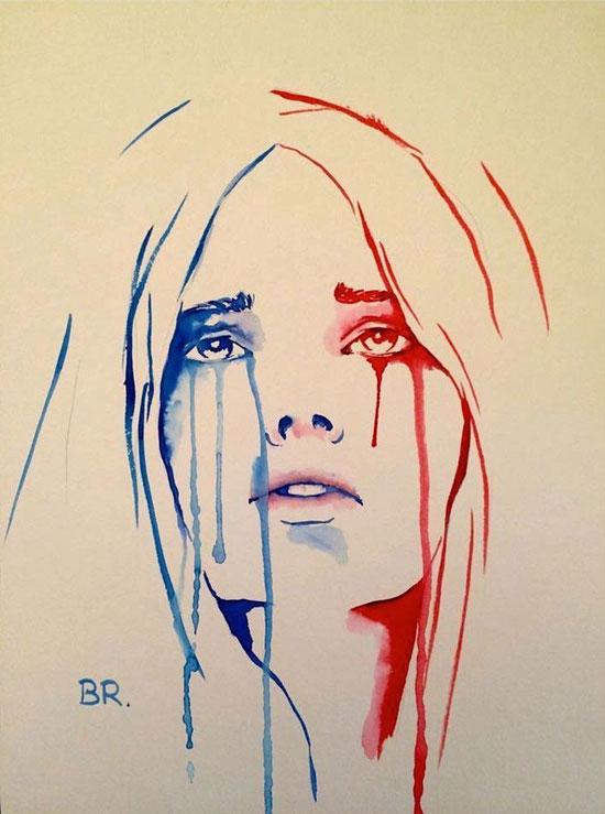 فى 10 لوحات تشكيليو العالم يحولون مأساة فرنسا إلى فن اليوم السابع