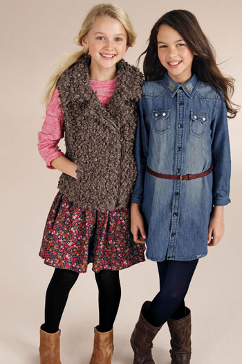 540171f571c85 بالصور.. 10 موديلات ملابس بنات لشتاء 2016 أبرزها الجينز والفرو البيج ...