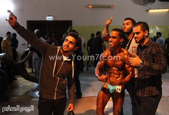 ليبيا تستعيد أجواءها الحماسية -اليوم السابع -11 -2015