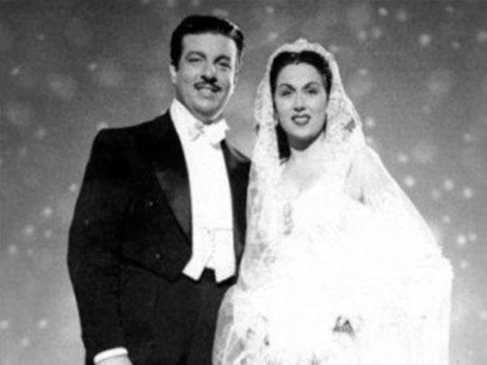 أنور وجدى وليلى مراد -اليوم السابع -11 -2015