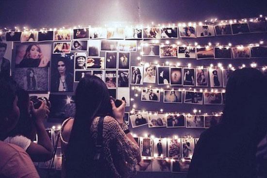 معرض للصور داخل الغرفة بالأضواء  -اليوم السابع -11 -2015