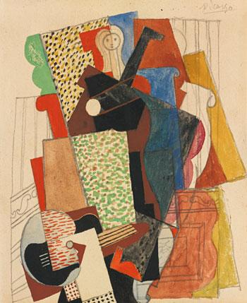 914e78157 بالصور.. أشهر لوحات بيكاسو ضمن مجموعة ألفريد توبمان بمزاد