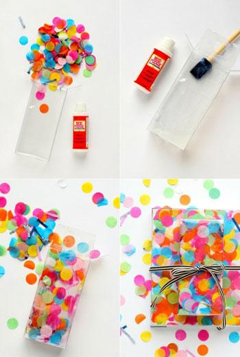 15de8cf8e92b8 بالصور.. أفكار غير تقليدية وبسيطة لتغليف الهدايا.. مُصنعة بحب ...