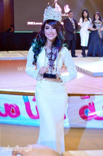 ملكة جمال 2013 مريم مرجان