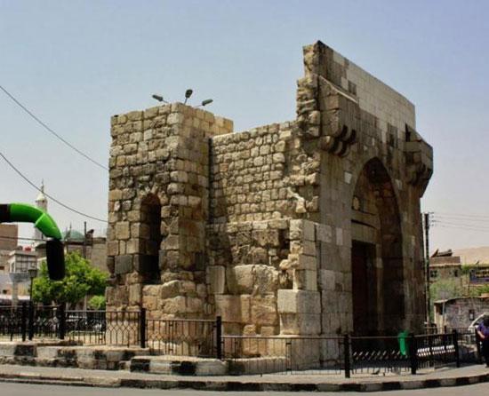 موقع أجنبى ينشر صور آثار مدينة دمشق القديمة ويحذر من