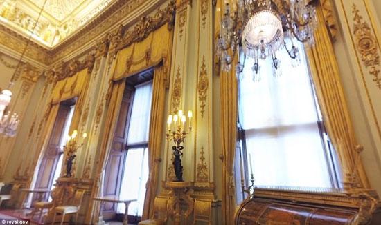 القصر من الداخل  -اليوم السابع -1 -2016