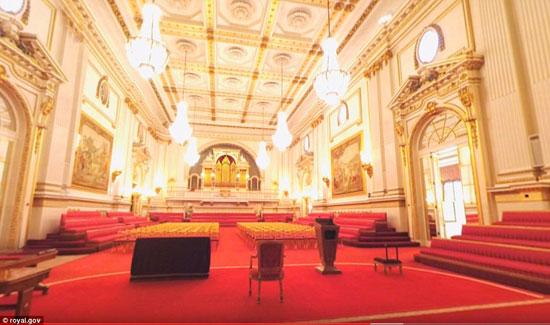 قاعة الرقص التى افتتحت عام 1856 -اليوم السابع -1 -2016