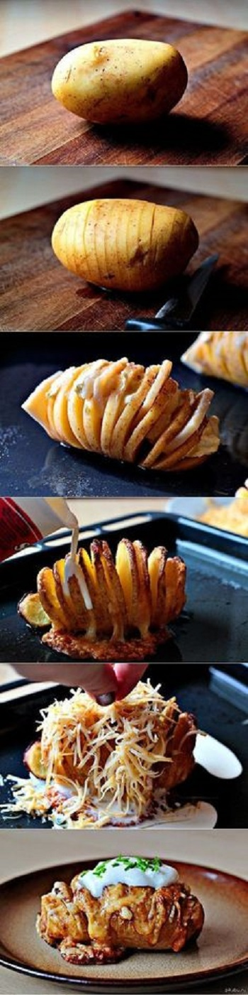 لعشاق الدايت 3 وصفات صحية من البطاطس بدون سعرات حرارية اليوم السابع