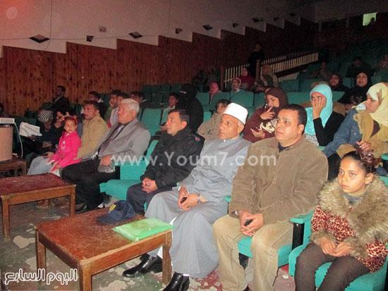 الجيل الرابع على مسرح قصر ثقافة الطور (1)