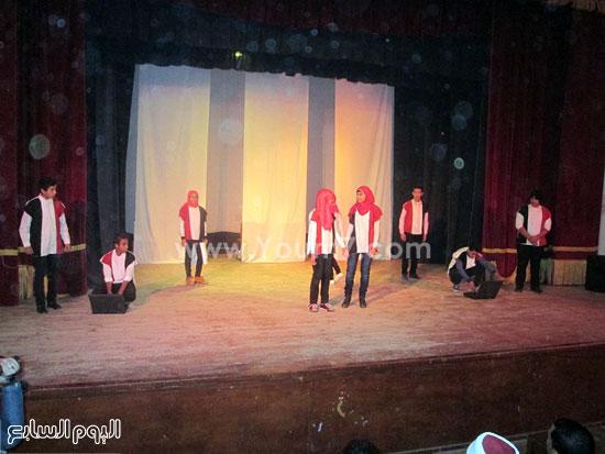 الجيل الرابع على مسرح قصر ثقافة الطور (2)