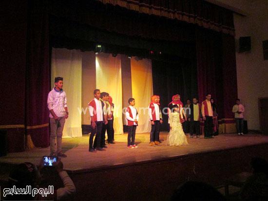 الجيل الرابع على مسرح قصر ثقافة الطور (3)