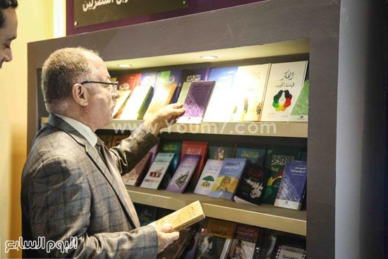 وزير الثقافه معرض الكتاب (7)