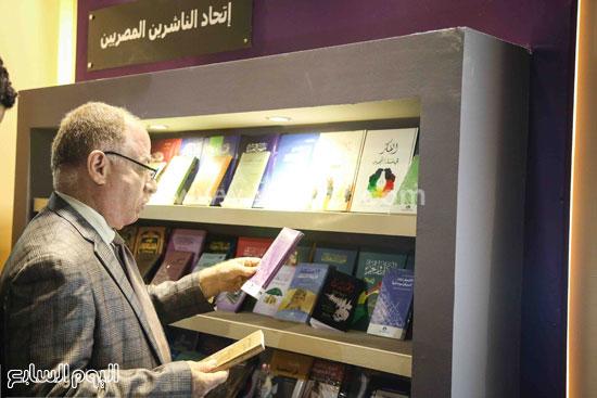 وزير الثقافه معرض الكتاب (8)