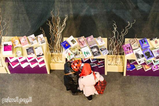 وزير الثقافه معرض الكتاب (21)