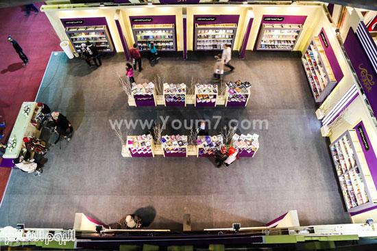 وزير الثقافه معرض الكتاب (22)