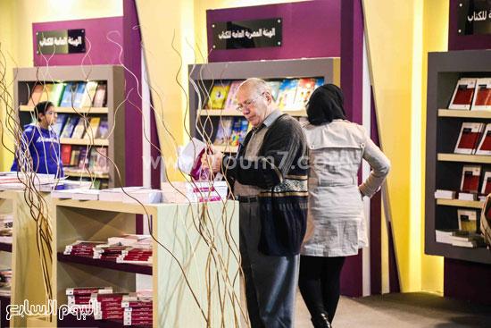 وزير الثقافه معرض الكتاب (25)