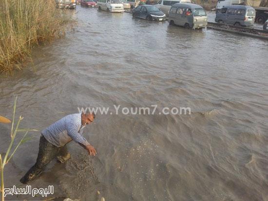 مواجهة غرق مدخل الإسكندرية (2)