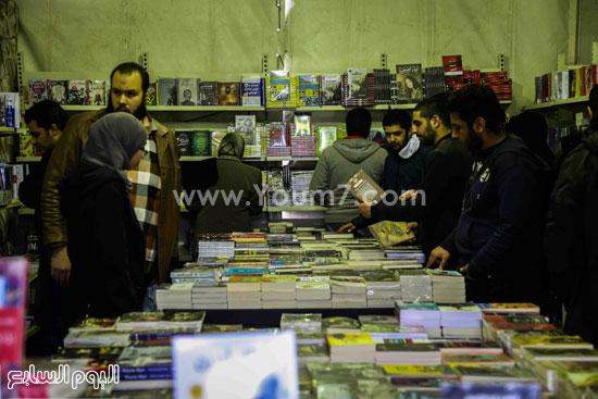 معرض الكتاب (1)