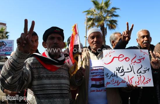 متظاهرو القائد إبراهيم (3)