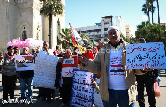 متظاهرو القائد إبراهيم (7)