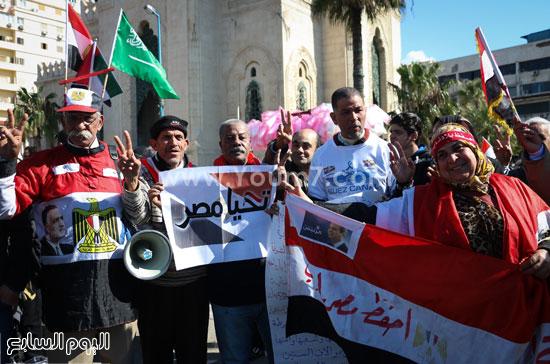 متظاهرو القائد إبراهيم (8)