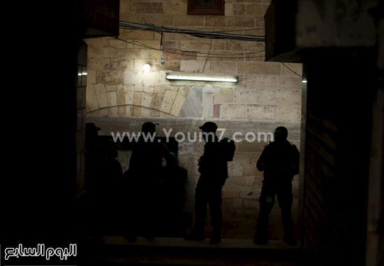 جثامين 7 قتلى من حماس فى غزة (4)