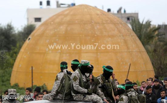 جثامين 7 قتلى من حماس فى غزة (25)