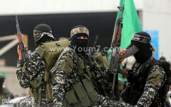 جثامين 7 قتلى من حماس فى غزة (27)