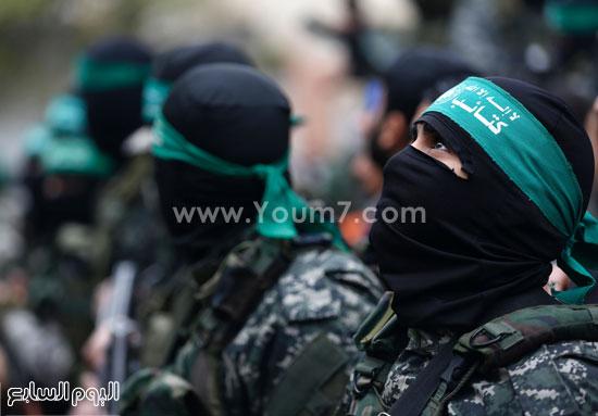 جثامين 7 قتلى من حماس فى غزة (30)