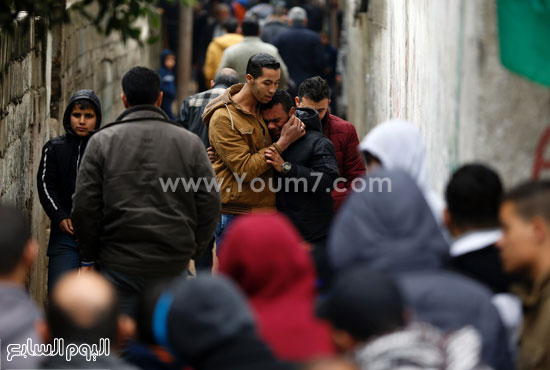 جثامين 7 قتلى من حماس فى غزة (32)
