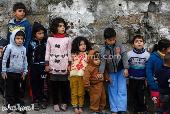 جثامين 7 قتلى من حماس فى غزة (36)