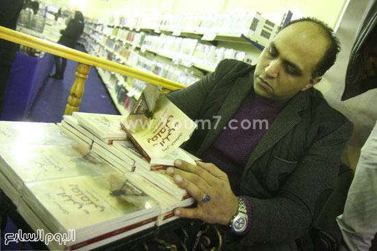 وائل السمرى ابنى يعلمنى اخبار الثقافة الثقافة (4)