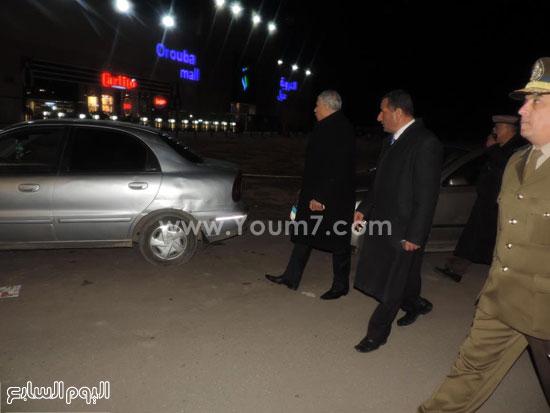 اللواء نبيل عبد الفتاح السيد مساعد وزير الداخلية مدير أمن الغربية (1)