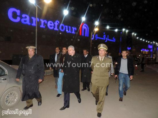 اللواء نبيل عبد الفتاح السيد مساعد وزير الداخلية مدير أمن الغربية (2)