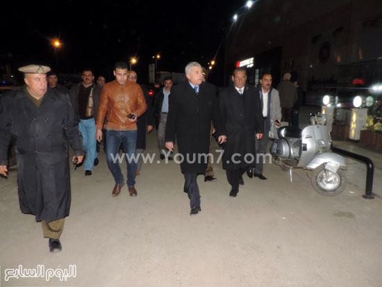 اللواء نبيل عبد الفتاح السيد مساعد وزير الداخلية مدير أمن الغربية (3)