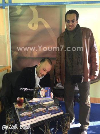 حفل توقيع راوية دستينو (5)