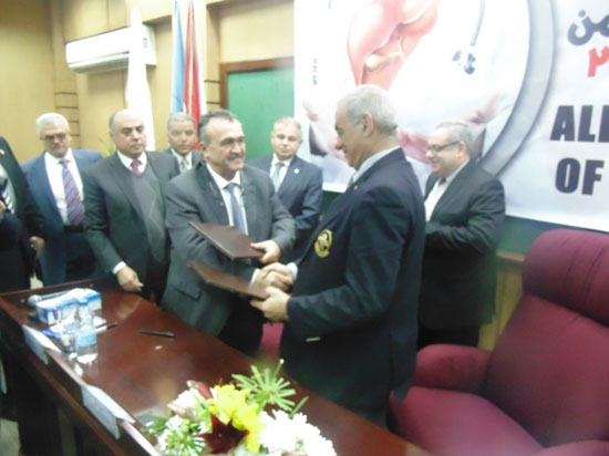برتوكول تعاون مع منظمة الصحة العالمية ونادى روتارى، (2)