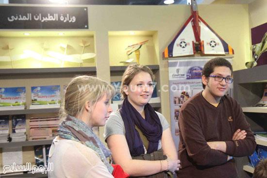 1 (12)محمد مختار جمعة معرض الكتاب وزير الاوقاف مجانية كتب الوسطية لنشر الوسطية الوسطية والاعتدال