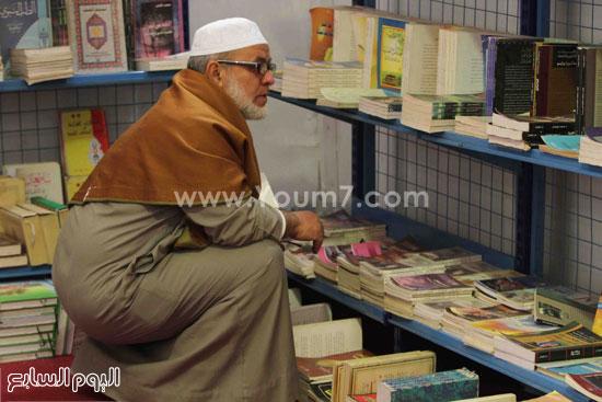 1 (16)محمد مختار جمعة معرض الكتاب وزير الاوقاف مجانية كتب الوسطية لنشر الوسطية الوسطية والاعتدال
