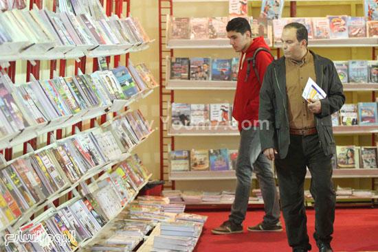 1 (18)محمد مختار جمعة معرض الكتاب وزير الاوقاف مجانية كتب الوسطية لنشر الوسطية الوسطية والاعتدال