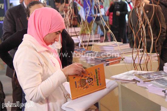 1 (35)محمد مختار جمعة معرض الكتاب وزير الاوقاف مجانية كتب الوسطية لنشر الوسطية الوسطية والاعتدال