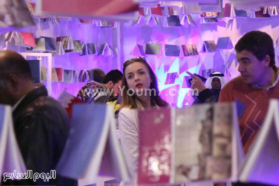 1 (40)محمد مختار جمعة معرض الكتاب وزير الاوقاف مجانية كتب الوسطية لنشر الوسطية الوسطية والاعتدال
