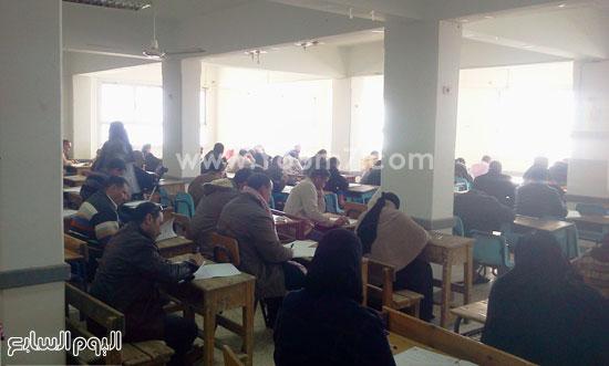 امتحانات التعليم المفتوح بجنوب سيناء (3)