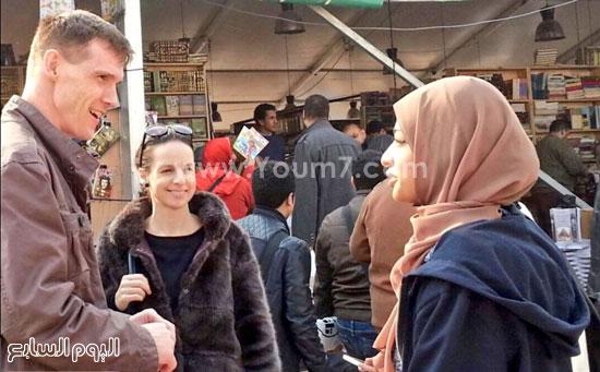 جون كاسن السفير البريطانى فى القاهرة (6)