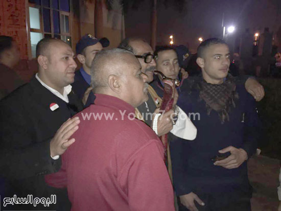 محسن المنسى، الهيئة المصرية العامة للكتاب، معرض القاهرة الدولى للكتاب، هيثم الحاج على (1)