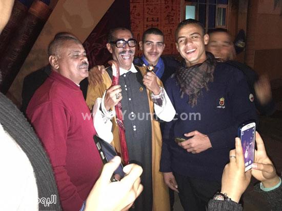 محسن المنسى، الهيئة المصرية العامة للكتاب، معرض القاهرة الدولى للكتاب، هيثم الحاج على (2)